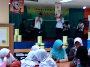 nasyid session